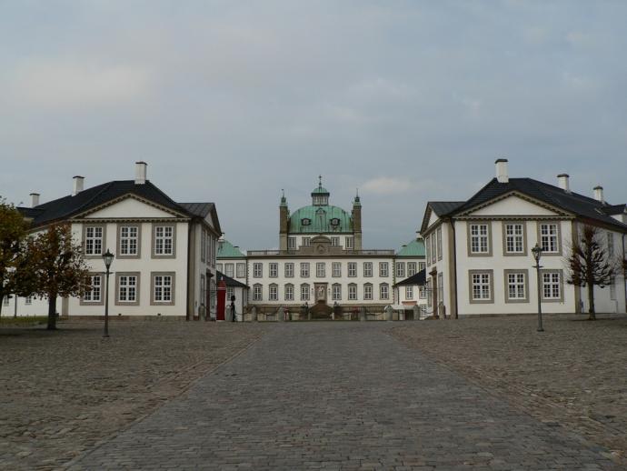 Fredensborg Slot 1