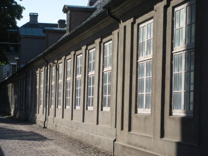 Frederiks Hospital, 2