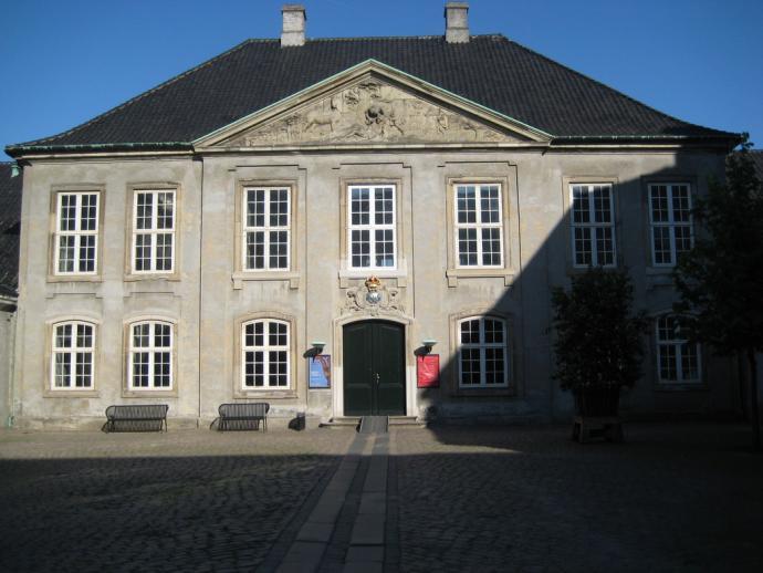 Frederiks Hospital, 1