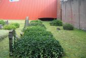 Grave under Voss bygningen