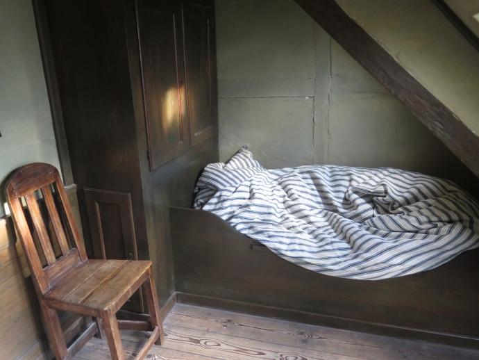 H. C. Andersen har boet i Magasin du Nord