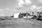 Skrotning af en 38 cm kanon