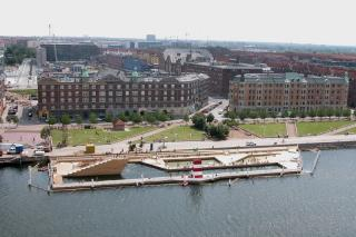 The Harbour Baths at Islands Brygge, Copenhagen