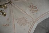Hesselager Kirke, Kalkmalerier