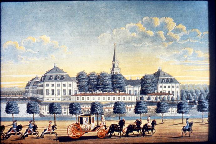 Hirschholm, Hørsholm - 1001 fortællinger om Danmark