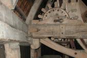 Møllens gangtøj (hjul)