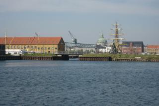 Holmen, Frederiksholm-Nyholm