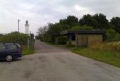 Hovedvagt og port
