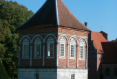 "Havepavillonen ""Pirkentavl"" ved Rosenholm"