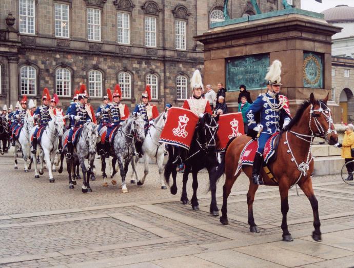The Hussar Regiments