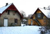 Havehuset: Husene