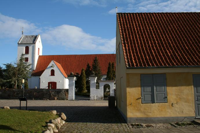 Rytterskole og kirke