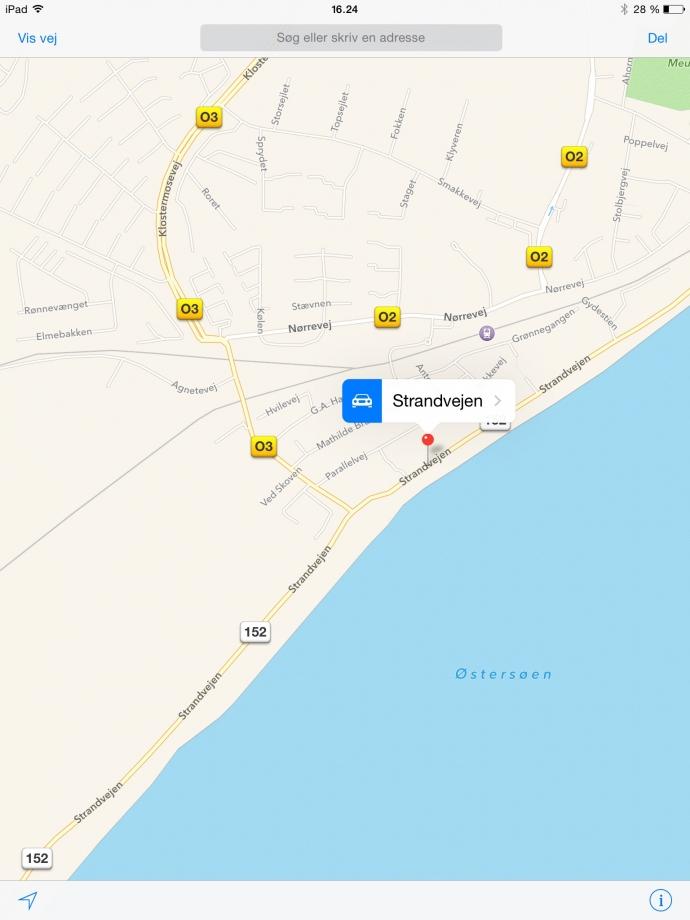 Snekkersten Strand