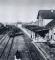 Vojens station i tysk tid