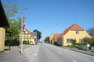 Havnegade i Bandholm
