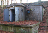 Ammunitionsbunker.