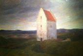Picture placed in Broedums Hotel in Skagen