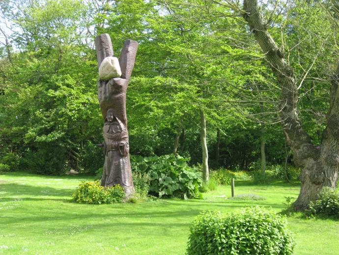 Fra den gamle flotte have