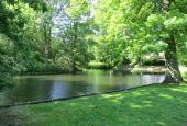 Gammel fiskedam i Klostermarken (Folkeparken)