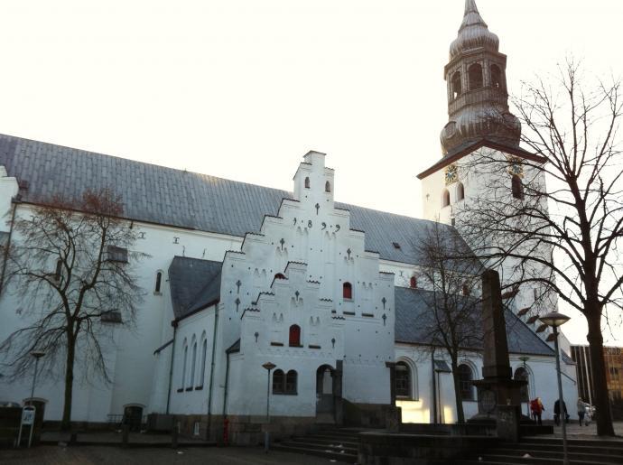St. Budolfi - Medieval rooths