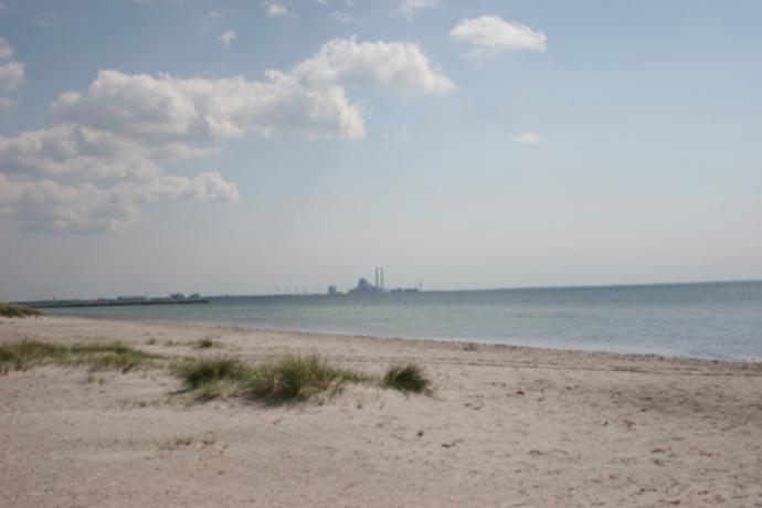 nudist strand køge