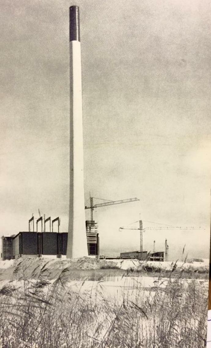 Vestforbrænding december 1969