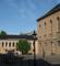 Frue Plads: Byrum, universitet, latinskole (Metropolitanskolen), domkirke og bibliotek