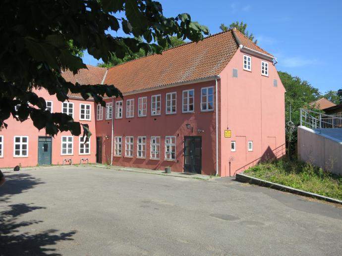 Hjemmeværnsgården i Roskilde