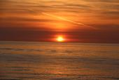 Solnedgang fra Bulbjerg