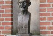 Gustav Wieds buste