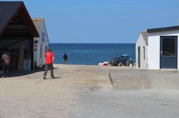 Havn / strand