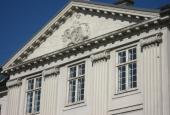 Harsdorffs hus - trekantsgavl