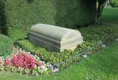 Gustav Wieds gravsted