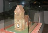 Model af Sct. Laurentii omkr. 1500