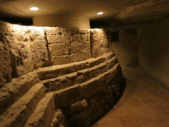 Muren til koret