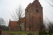 Højby Kirke tårnet