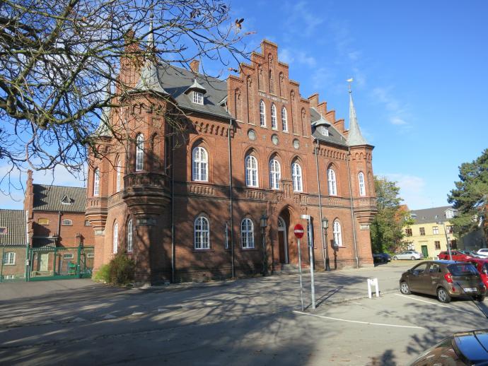 Roskilde Ting- og Arresthus