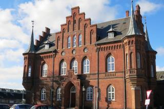 Ting-og arresthuset i Roskilde