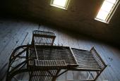 Interiør: Solskins hvilestol til haven...