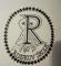 Risskov Skoles logo, tegnet af Mogens Zieler