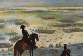 "Carl Gustav på ""Svenskehøj"" på Brandsø"