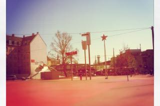 Sommer på pladsen
