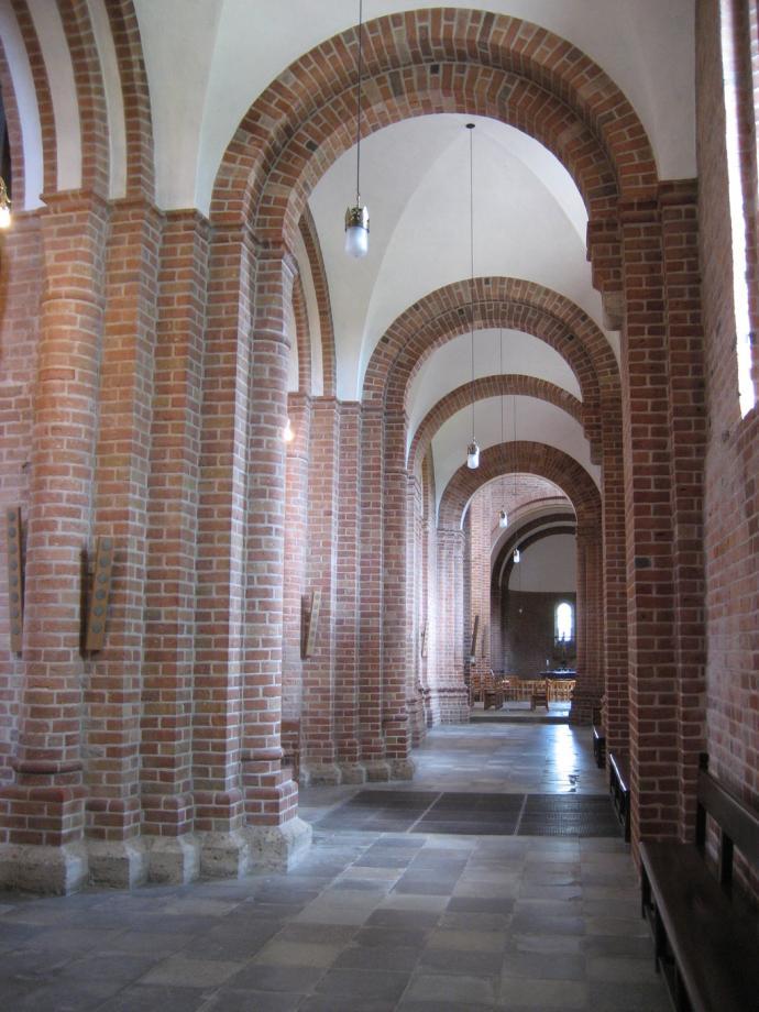 Skt. Bendts Kirke, indre-3
