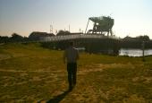 Karrebæksminde og bro