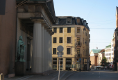View from Frue Plads to Nytorv