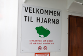 Hjarnø færge