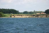 Wedellsborg bag kystskrænten