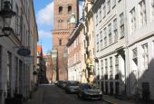 Bremerholm og skipperhuse