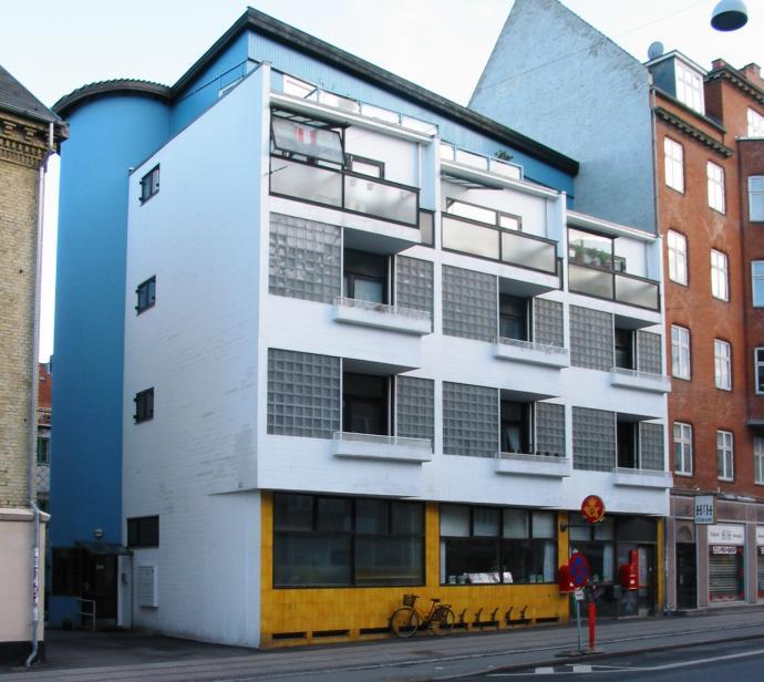 H.C.Ørstedsvej 54, Frederiksberg