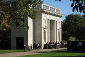 Kongens Have - Herkulespavillonen